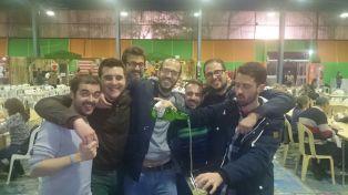 Visitantes desde Jumilla (Murcia) para disfrutar LA GRAN MARISCADA